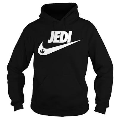 Star Wars Jedi Nike T Shirt, Star Wars Jedi Nike Hoodie