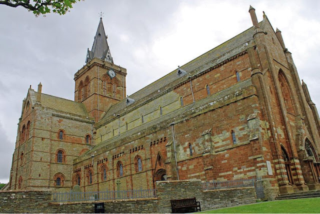 Buy wallart of Kirkwall Cathedral