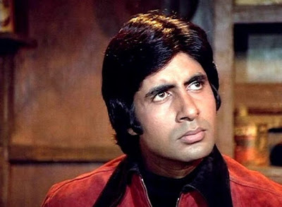 Indian film star Actor Amitabh Bachchan Old images