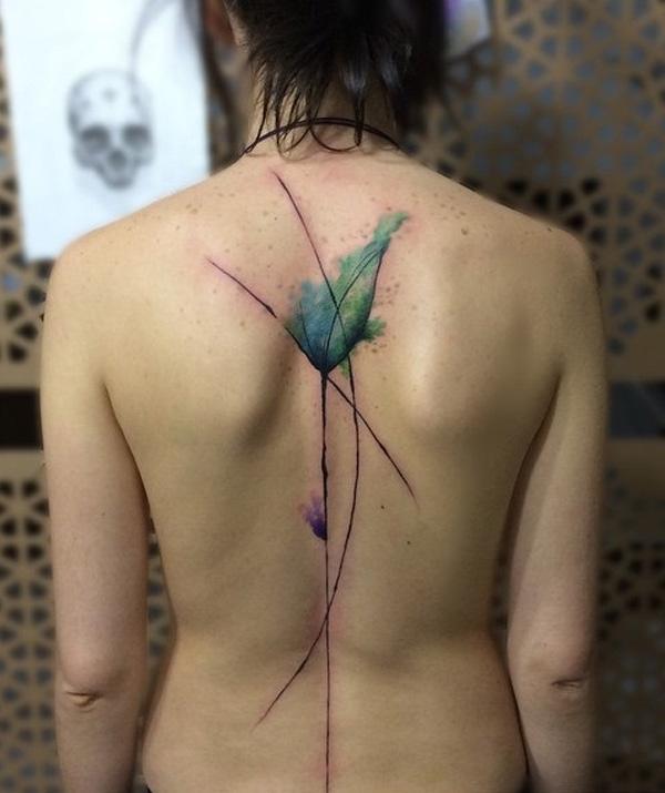 tatuajes para mujeres de sol y luna