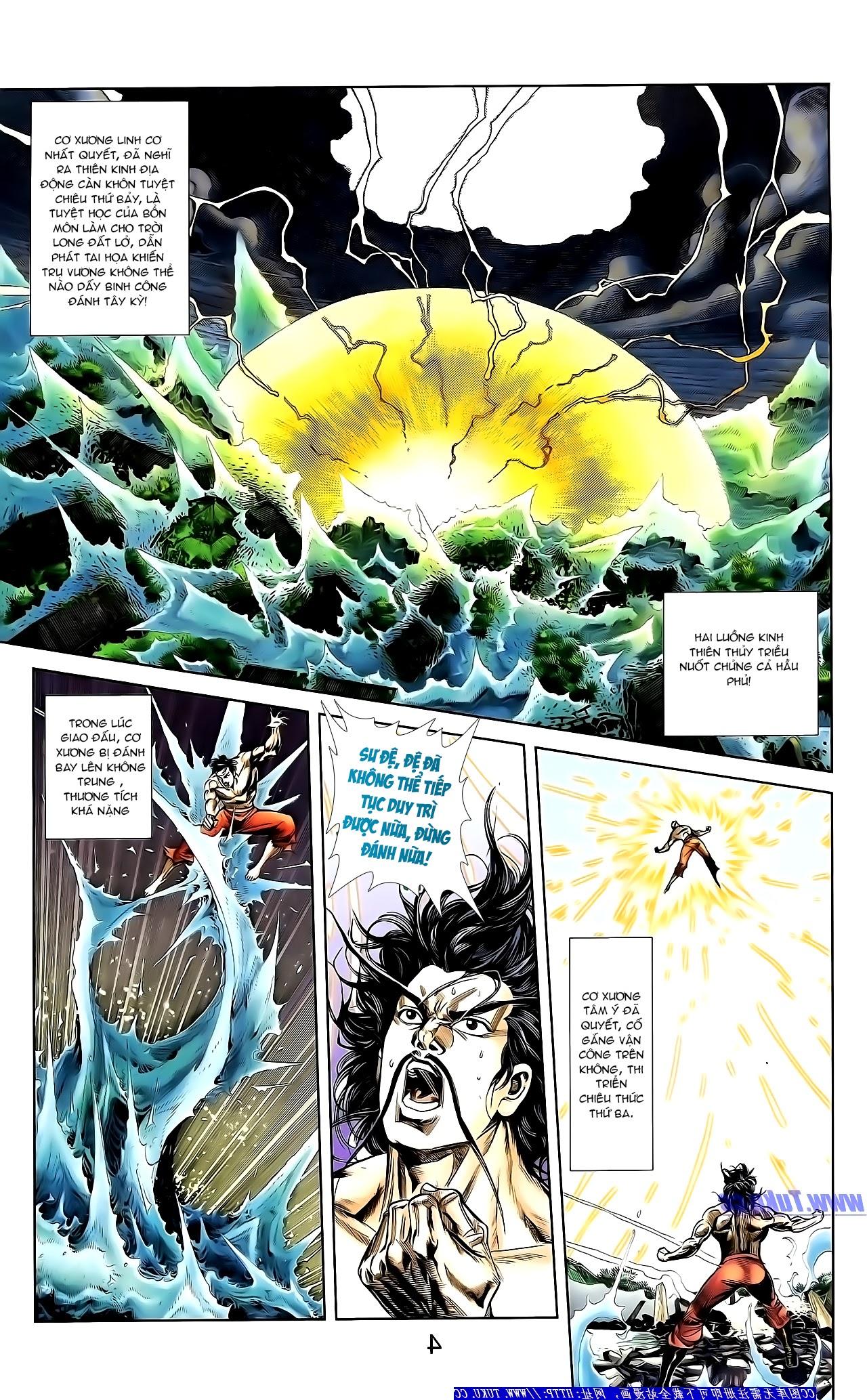Cơ Phát Khai Chu Bản chapter 152 trang 10