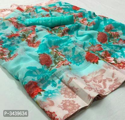 Saree, Women, women saree., linen saree.