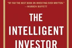 Belajar Investasi Cerdas Dari Buku Benjamin Graham