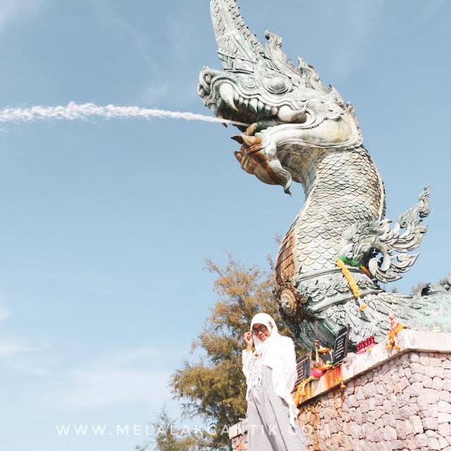 Tempat wisata menarik Songkhla-Hat Yai dari Medan