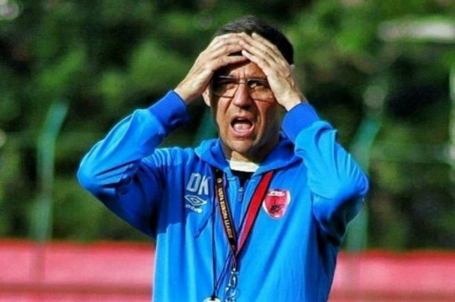 Mengejutkan, Darije Kalezic Mengundurkan Diri Usai Latih PSM Makassar 11 Bulan - BONE TERKINI