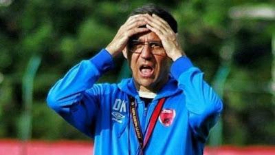 Mengejutkan, Darije Kalezic Mengundurkan Diri Usai Latih PSM Makassar 11 Bulan