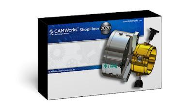 تحميل برنامج CAMWorks ShopFloor 2021 كامل مع التفعيل