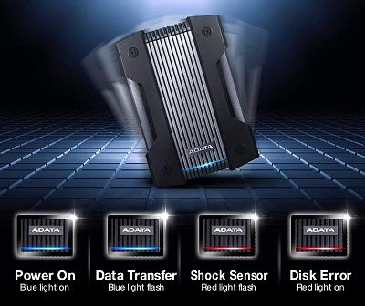 ADATA HD830 External Hard Drive