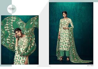 Belliza Aasma Pashmina Winter Salwar kameez