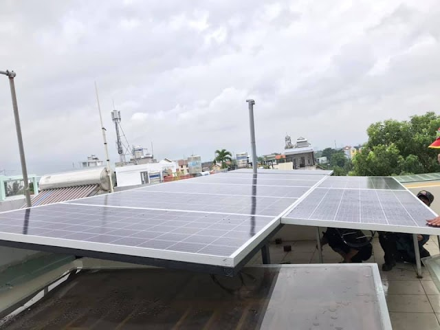 Những điểm mà bạn cần phải biết trước khi lắp đặt hệ thống điện mặt trời