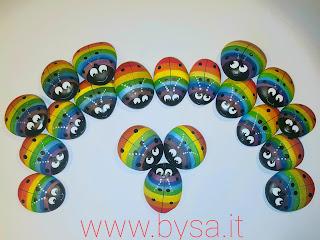 Bomboniere arcobaleno