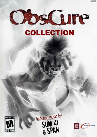 Obscure Collection - PC FULL - Portada