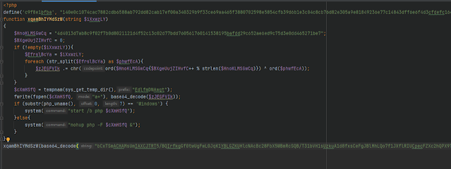 Generation 2 obfuscated