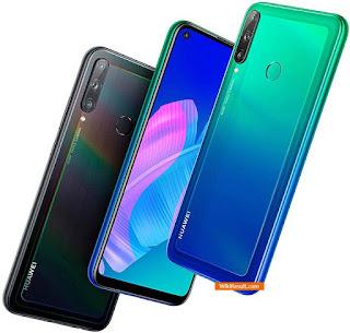 Huawei Y7p Price