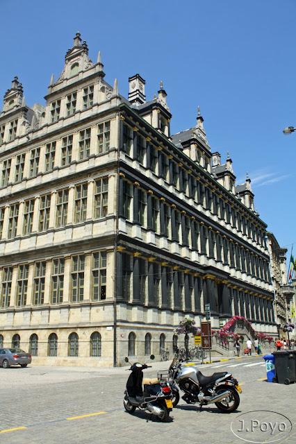 Stadhuis Gante