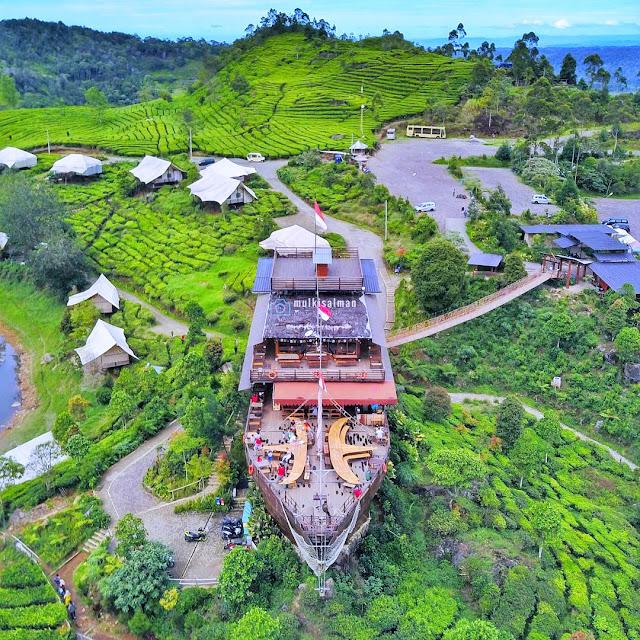 Harga Tiket Masuk dan Lokasi Glamping Lakeside Rancabali Bandung