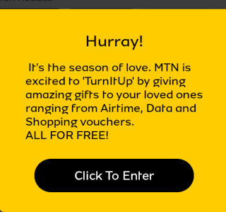 How to Get Free MTN Valentine 2GB Data and N1000 Airtime