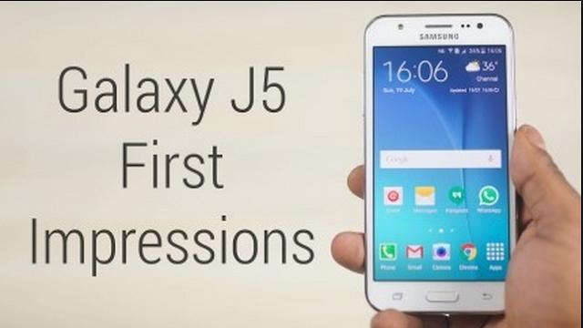 Harga dan Spesifikasi Lengkap HP Samsung Galaxy J5 Juni 2016