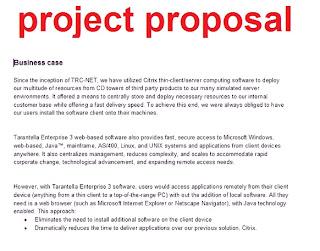 Contoh Proposal Kegiatan Terbaru Dan Terlengkap