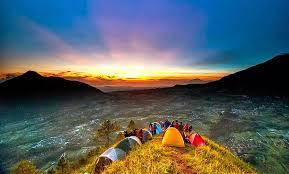 wisata alam gunung andong