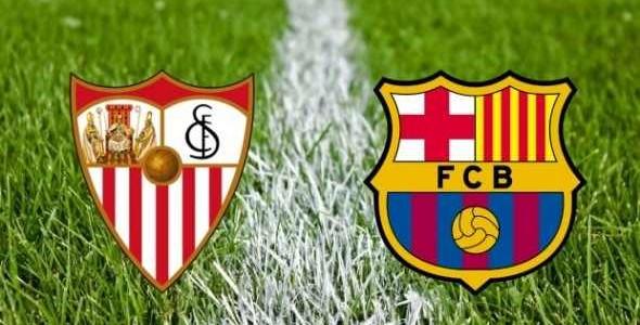 موعد مباراة إشبيلية وبرشلونة في الأسبوع 30 من الدوري الإسباني 20172018 وأرقام الفريقين في المسابقة