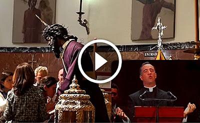 Gran Poder de Sevilla en Basílica