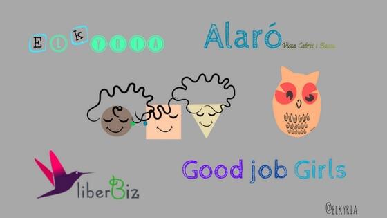 Algunos logos y diseños hechos por Elky Peña alias (elkyria)