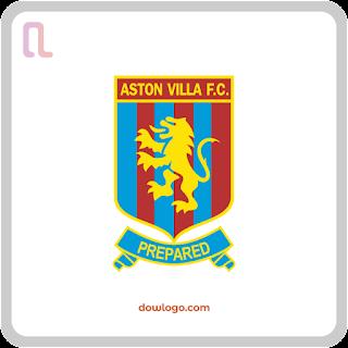 Logo Aston Villa Vector Format CDR, PNG