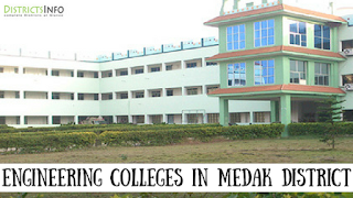 Engineering Colleges in Medak District