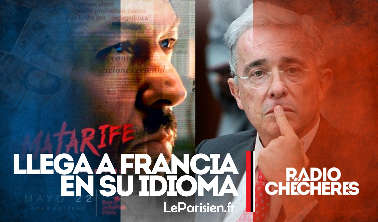 Mira aquí #Matarife, la serie llega a #Francia en su idioma   LeParisien.fr