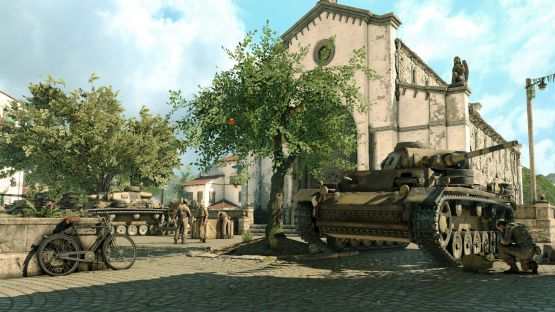 Sniper Elite screenshot 3