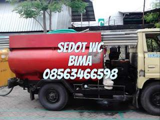 Sedot WC Kedung Cowek Bulak Surabaya Utara