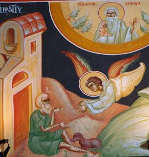"""Αποτέλεσμα εικόνας για ΚΥΡΙΑΚΗ Ε΄ΛΟΥΚΑ """"Η παραβολή του πλουσίου και του Λαζάρου (Λουκ. 16, 19-31)"""