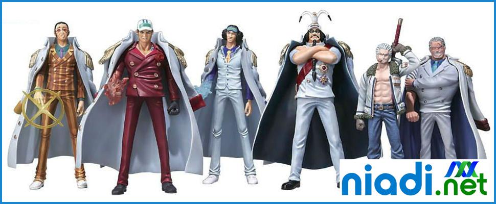 Kekuatan 7 Karakter One Piece Ini Selevel Yonkou