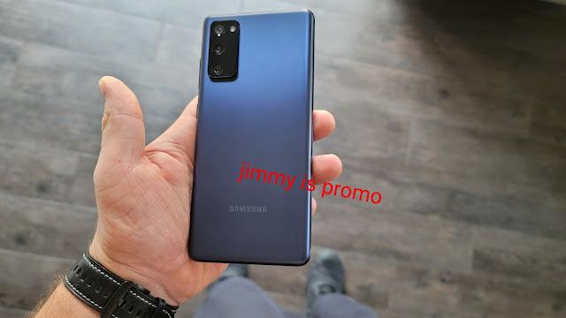 Galaxy S20 FE Back