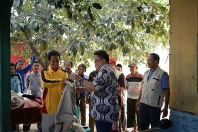 Forest Talk - Berkunjung Ke Desa Makmur Peduli Api