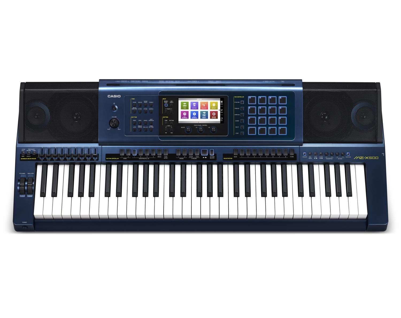 Đàn Organ Casio Chuyên Nghiệp MZ-X Series