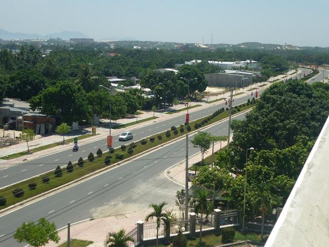 Đất huyện Cam Lâm sốt giá