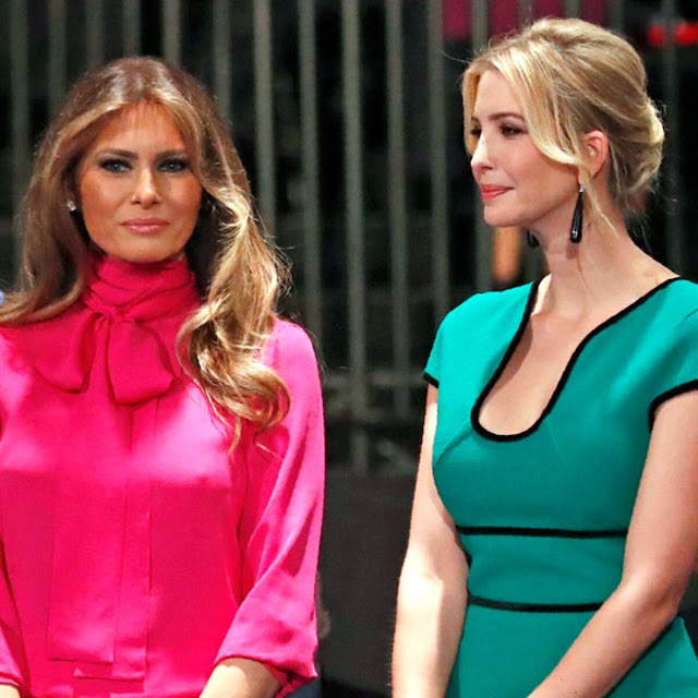 The Truth About Melania and Ivanka Trump's Unusual Relationship