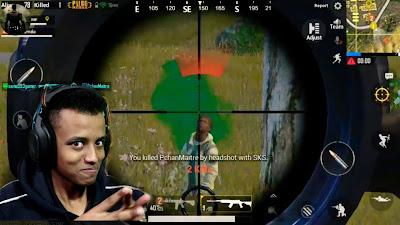 تحميل برنامج تثبيت الإيم في لعبة ببجي  بدون هكر مثل ابو فله و اترو و البيتاتي و ابو خليل