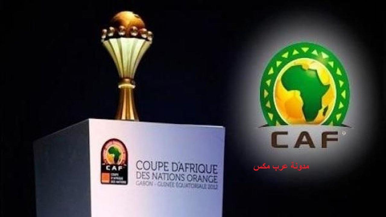 ارقام من الدور الاول { المجموعات }  فى كأس الامم الافريقية 2019