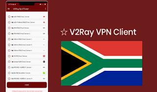 South Africa Vodacom, CellC, MTN, ALl Net