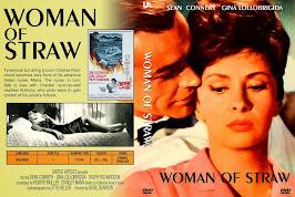 La mujer de paja (1964) - Carátula