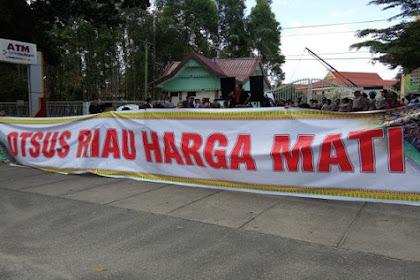 Aroma Referendum Riau, Anggota DPD RI: Ada Baiknya Tidak Meniru Aceh