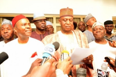 Ex-PDP leaders in APC revolt, give 7-day deadline for talks