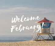 Welcome February!