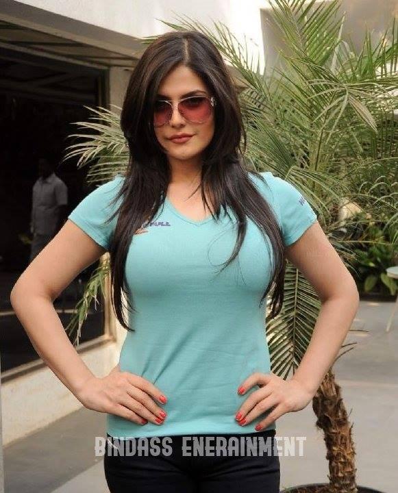 Zareen Khan8