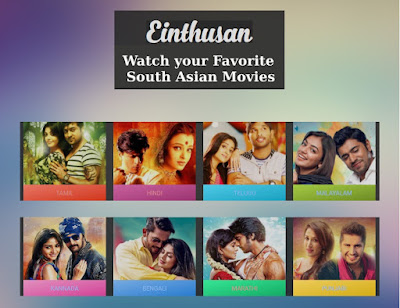 South Asian Movies With Einthusan