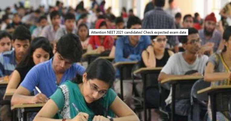 Latest NEET News About Exam Dates for 2021