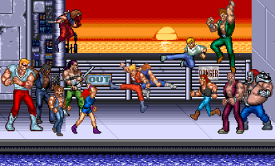 Double Dragon 2: The Revenge Review
